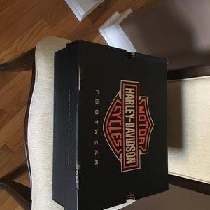 Harley Davidson men's brake light boots